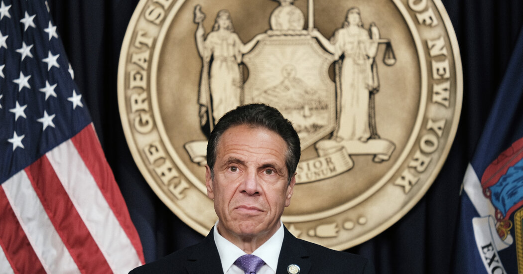 Andrew Cuomo's Political Future – The New York Times