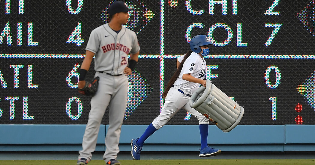 Dodgers and Astros Felt Like a World Series Preview