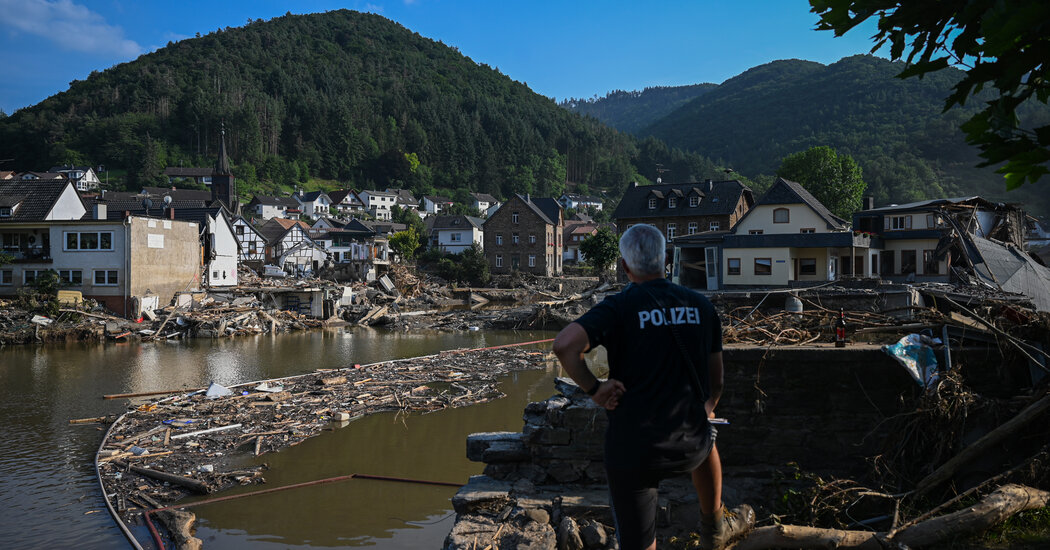After Deadly Floods, a German Village Rethinks Its Relationship to Nature