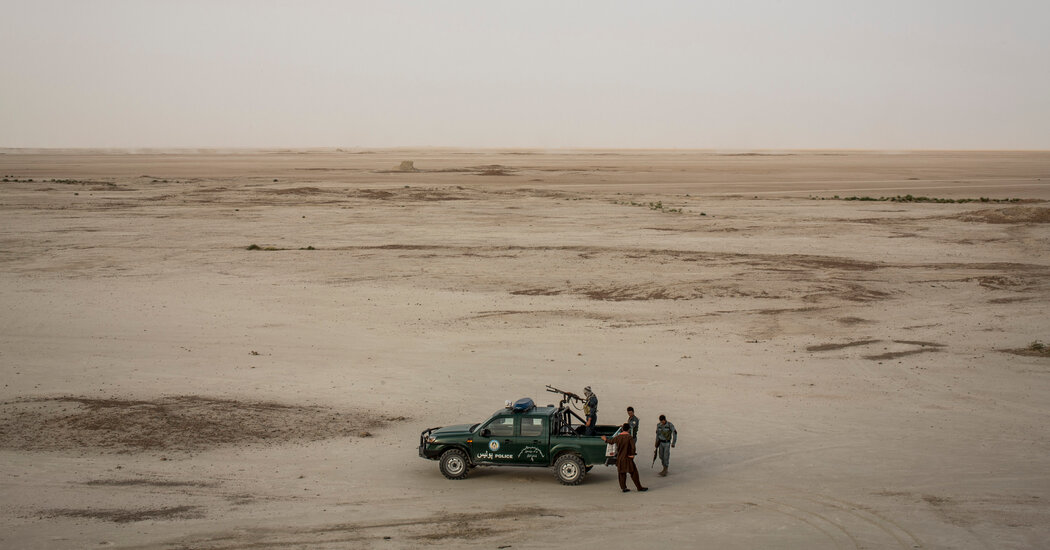 Taliban Capture Zaranj, an Afghanistan Provincial Capital, in a Symbolic Victory