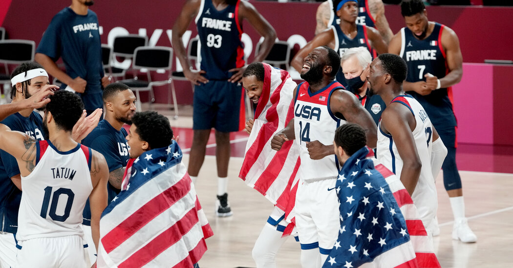 Team U.S.A. Triumphs Over France in Olympic Basketball Final