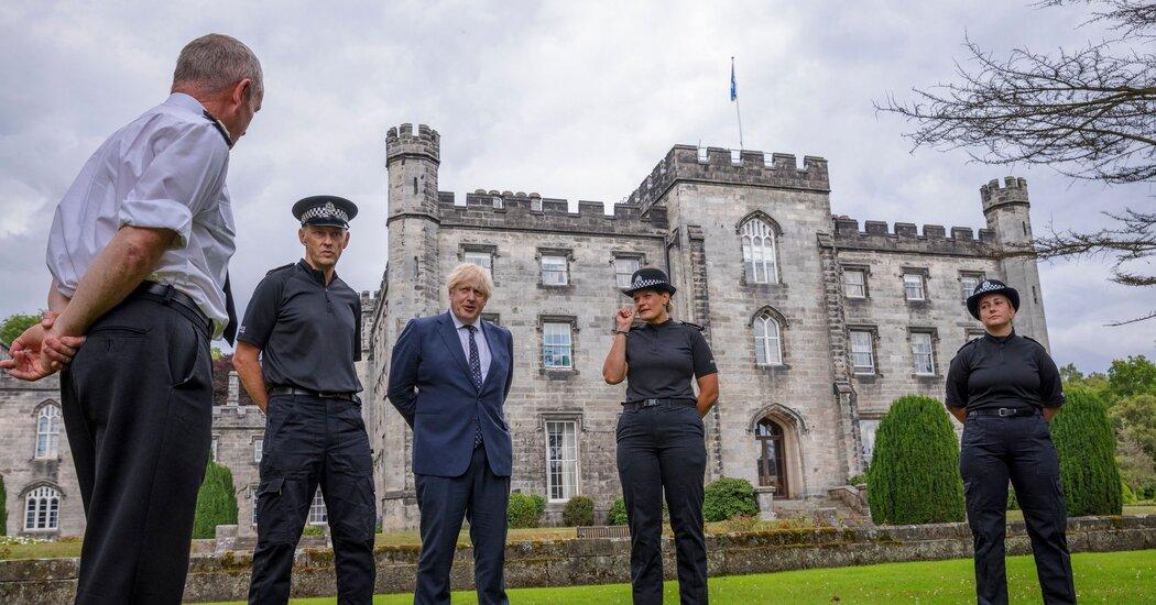 Boris Johnson Declines to Quarantine After Aide Tests Positive