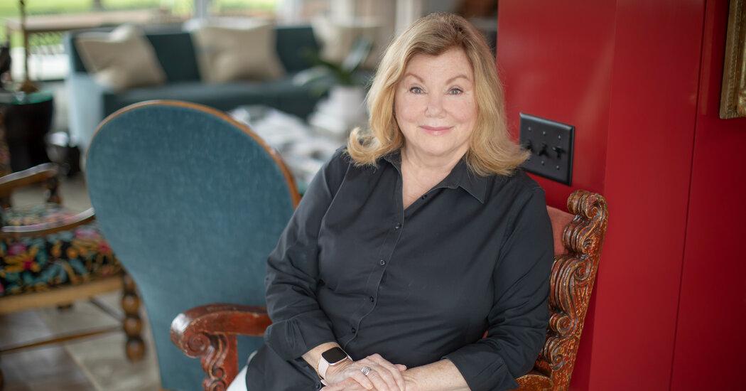 Marsha Mason's 'New York Loft in a Hayfield'