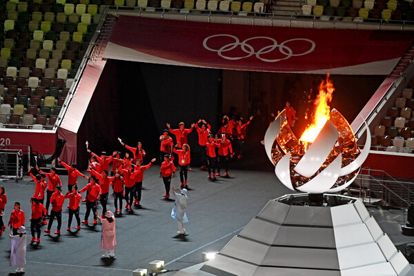 Closing Ceremony Live: Performances and Highlights from the Finale of the Tokyo Games