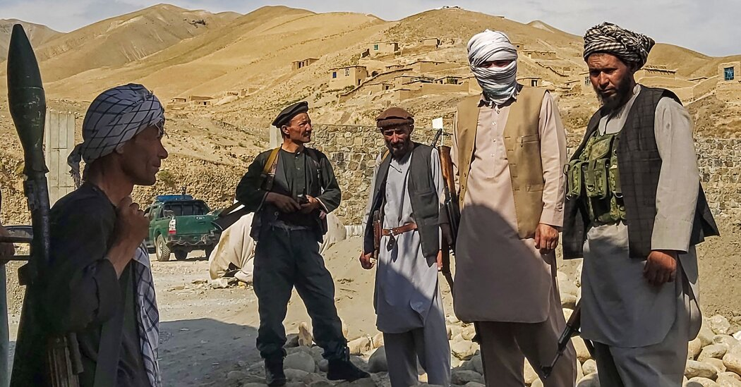Another provincial capital, Taliqan, falls to the insurgents on Sunday.