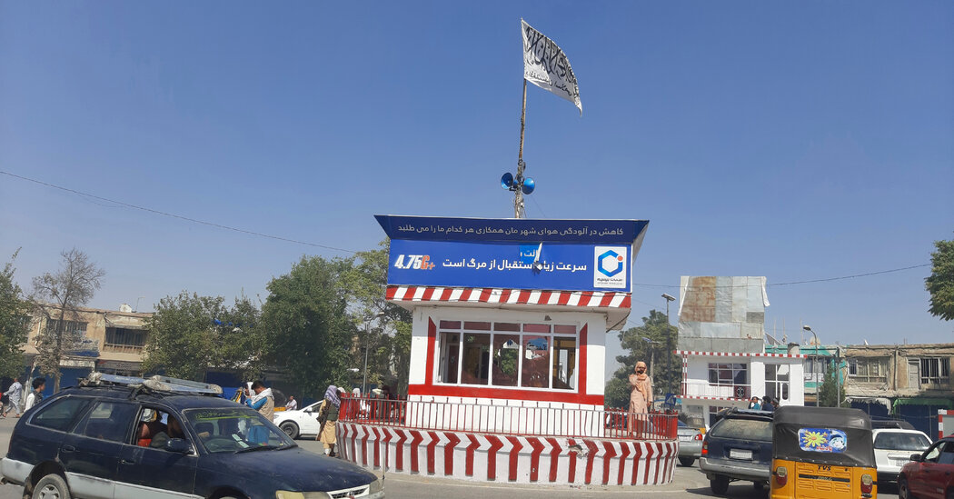 As Afghan Cities Fall to Taliban, Brutal New Chapter Unfolds