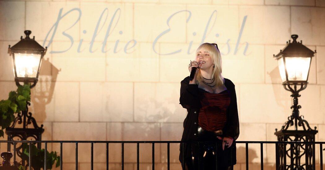 Billie Eilish, 21st-Century Pop Paragon, Hits No. 1 With Big Vinyl Sales