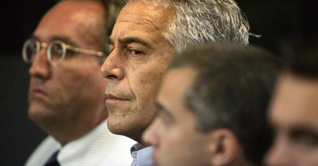 A Fund for Epstein's Victims Has Paid Out More Than 1 Million