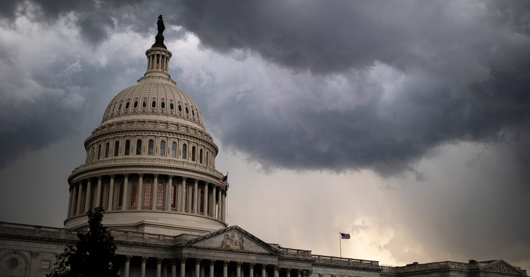 Senate Passes .5 Trillion Budget Plan, Advancing Sweeping Safety Net Expansion