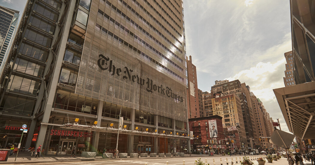The New York Times wants readers to pay for newsletters.