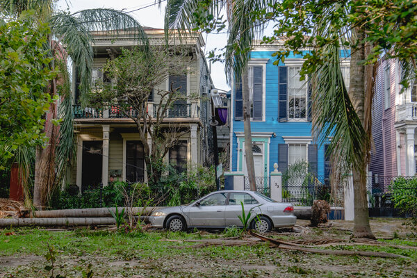 The citywide curfew for New Orleans will begin at 8 p.m. on Tuesday.