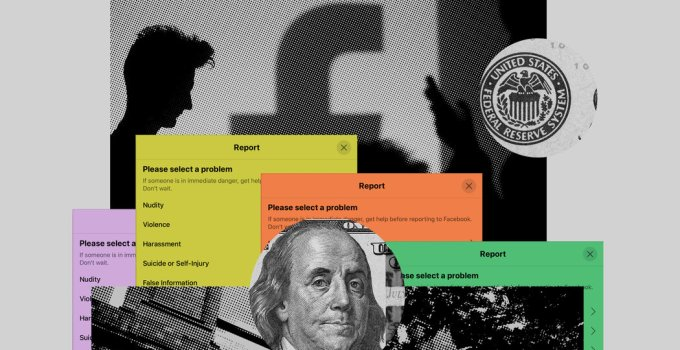 How Facebook Relies on Accenture to Scrub Toxic Content