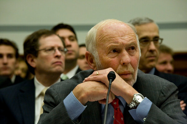 James Simons, the founder ofRenaissance Technologies, which will settle a long-running dispute with the I.R.S.