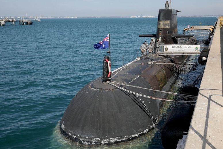 澳大利亚与美国和英国达成了购买核动力潜艇的协议,以加强本国的柴油动力常规潜艇舰队。