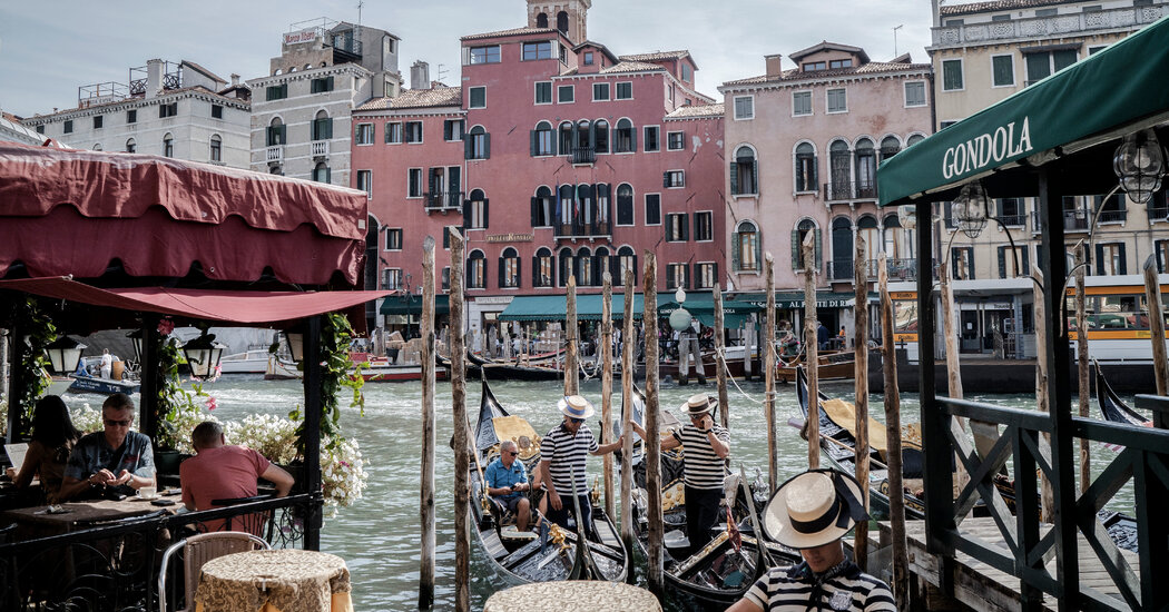 , In Venice, High-Tech Tracking of Tourists Stirs Alarm, Nzuchi Times National News