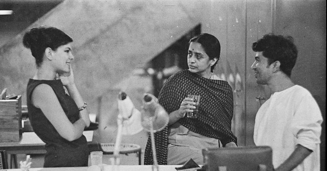 Designer who helped shape modern India, Gir Sarabhai dies at 97