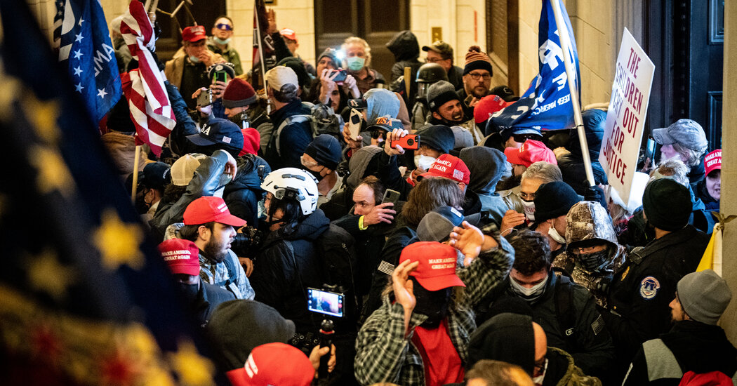, Panel Subpoenas 11 in Capitol Riot Inquiry, Eyeing Jan. 6 Rally Planners, The Evepost National News