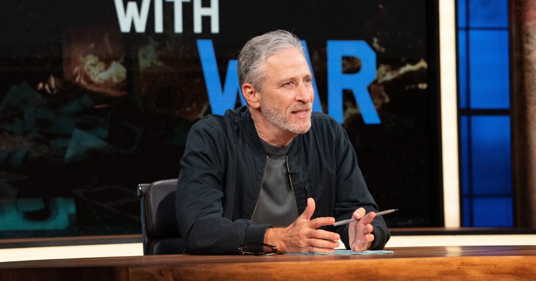 Review: How Do You Solve 'The Problem With Jon Stewart'?