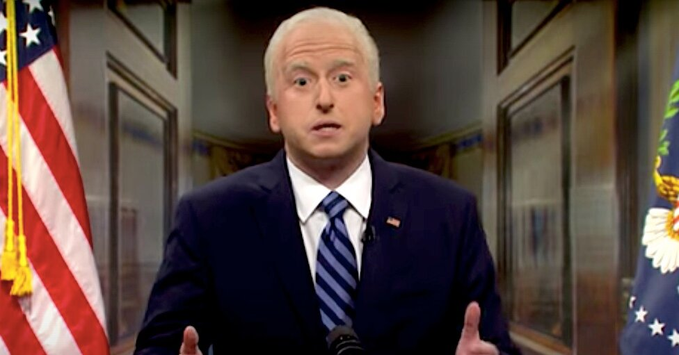 'Saturday Night Live' returns with new President Biden