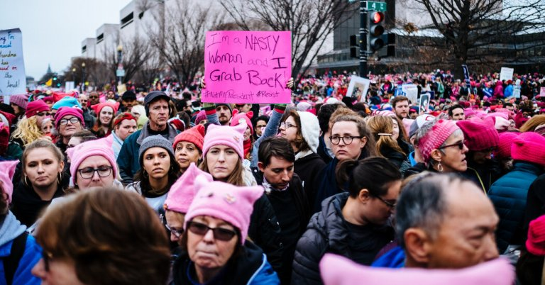 Abortion Rights Supporters Fight to Gain Protesters and Momentum