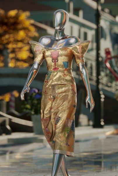$ 6,7 triệu - Dolce & Gabbana thiết lập kỷ lục cho thời trang kỹ thuật số