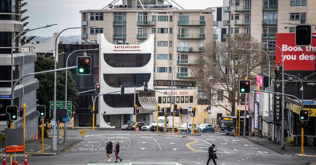 , Battling Delta, New Zealand Abandons Its Zero-Covid Ambitions, Nzuchi Times National News