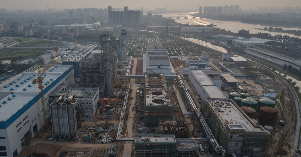 China's power crunch sparks tension ahead of major UN climate summit