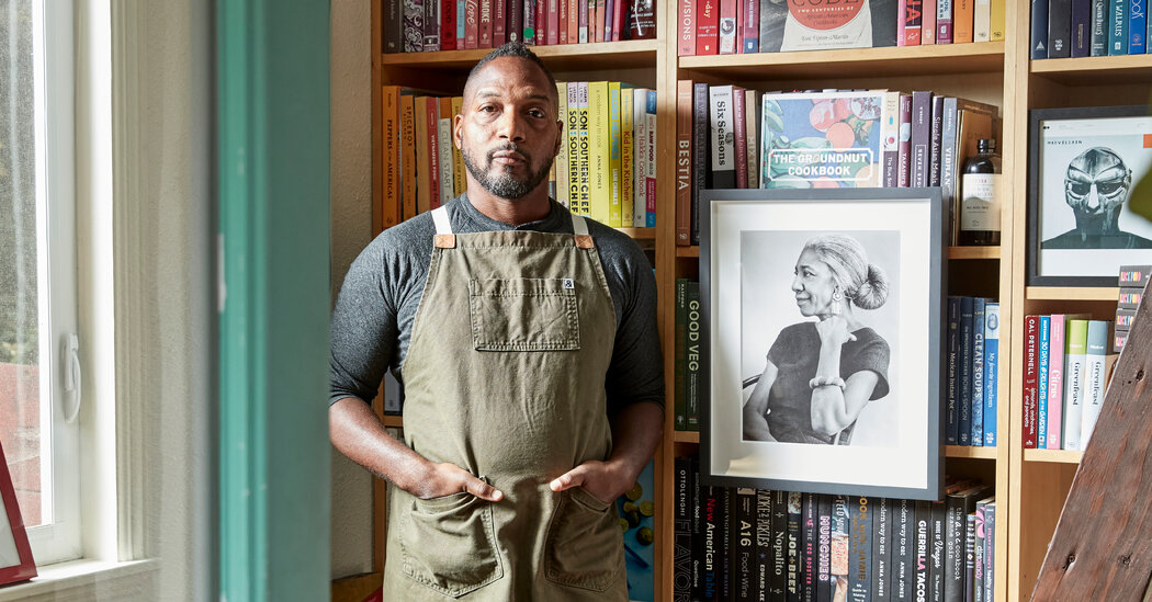 , Chef and Cookbook Author Bryant Terry Looks to Preserve Black Food Stories, The Habari News New York