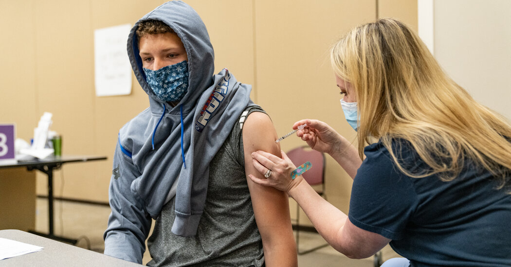 , A New Vaccine Strategy for Children: Just One Dose, for Now, Nzuchi Times National News