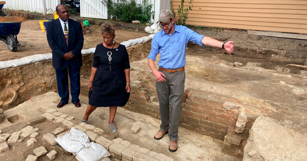 , Archaeologists Unearth Foundation of Historic Black Church Formed in 1776, The Habari News New York