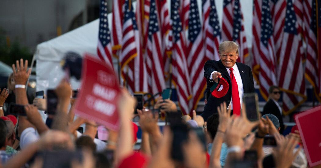 , Trump May Run in 2024. So Might They. It's Getting Awkward., The Habari News New York