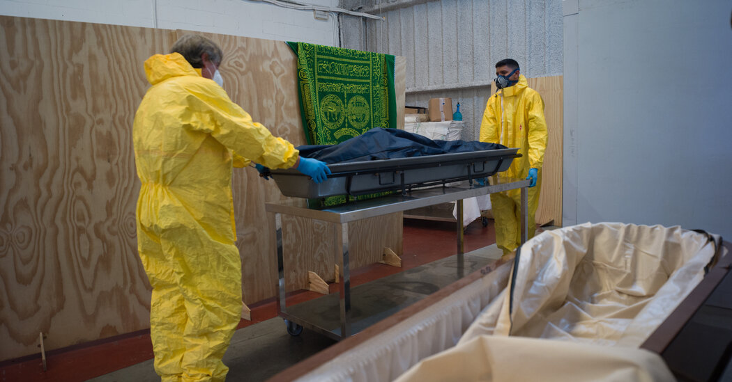 , The Body Collector of Spain: When Migrants Die at Sea, He Gets Them Home, The Habari News New York