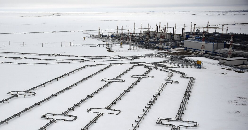 , As Europe Faces a Cold Winter, Putin Seizes on the Leverage From Russia's Gas Output, The Habari News New York