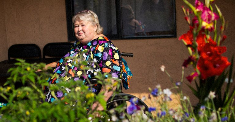 A residential complex in San Francisco gives victims of domestic violence a fresh start