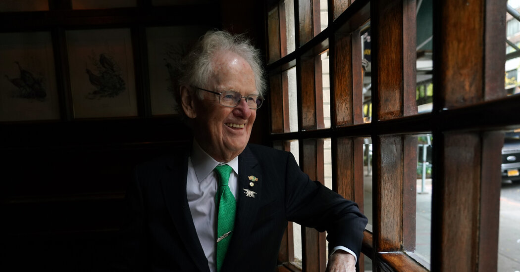 , Jimmy Neary, Whose Irish Pub Became a Power Brokers' Hub, Dies at 91, The Habari News New York