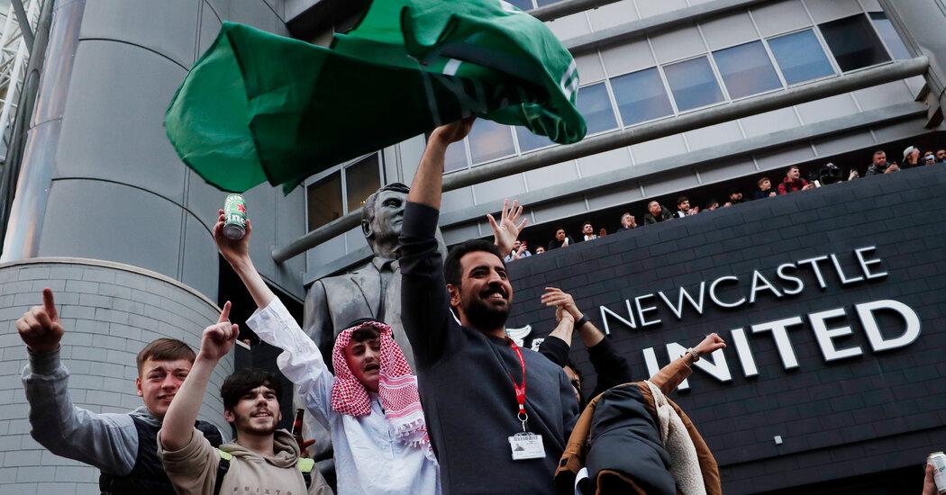 , Saudi Arabia, Newcastle and Soccer's Worship of Money, The Habari News New York