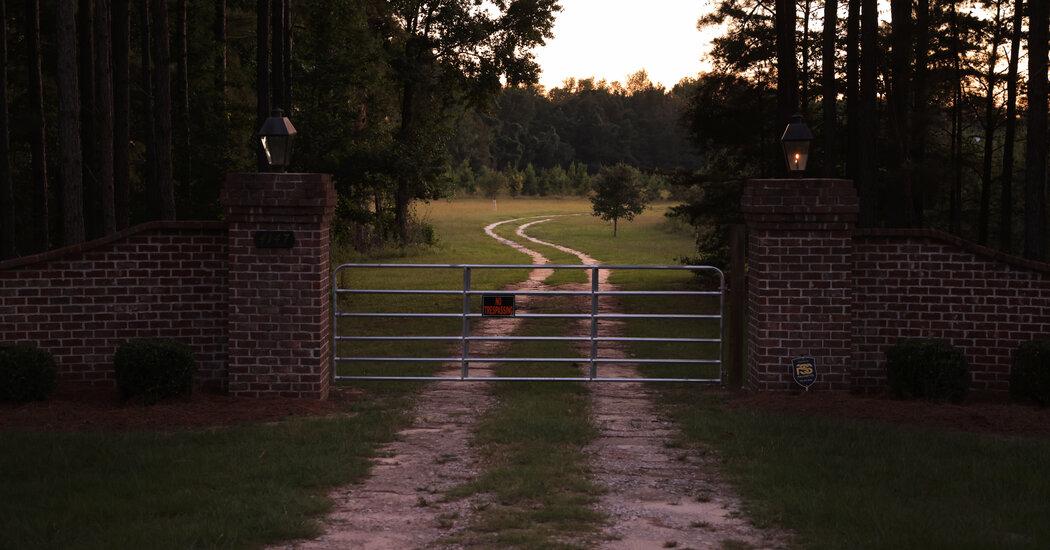 , Unsolved Murdaugh Murders Expose Years of South Carolina Mysteries, The Habari News New York