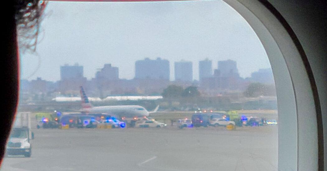 , La Guardia 'Security Incident' Draws Emergency Response, The Habari News New York