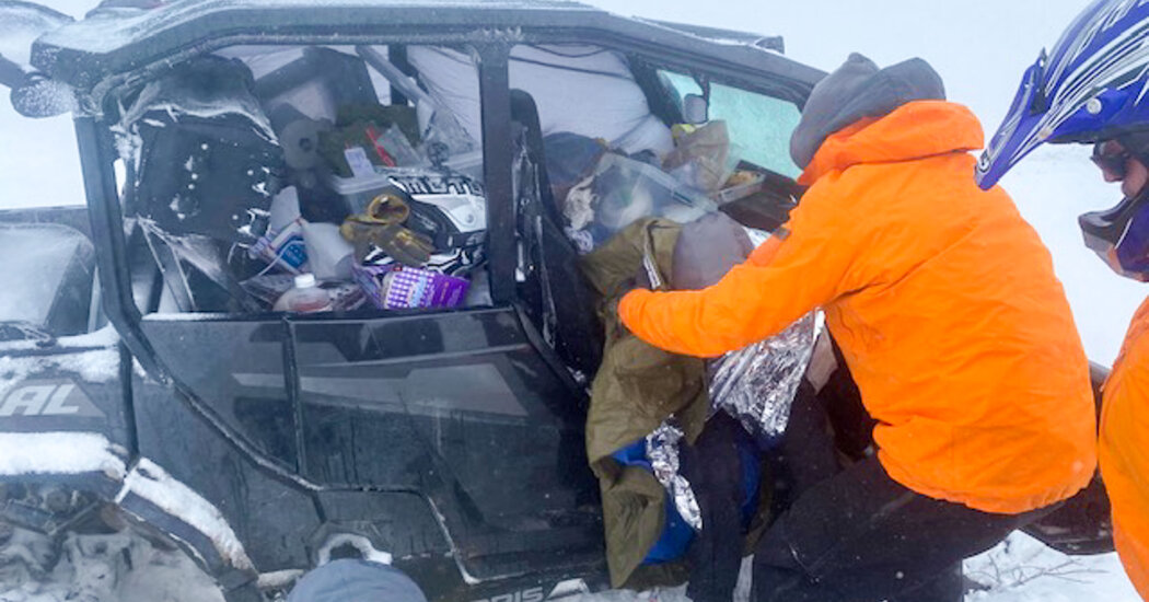 , 87 Rescued From 'Near-Whiteout' Conditions During Utah Ultramarathon, The Habari News New York
