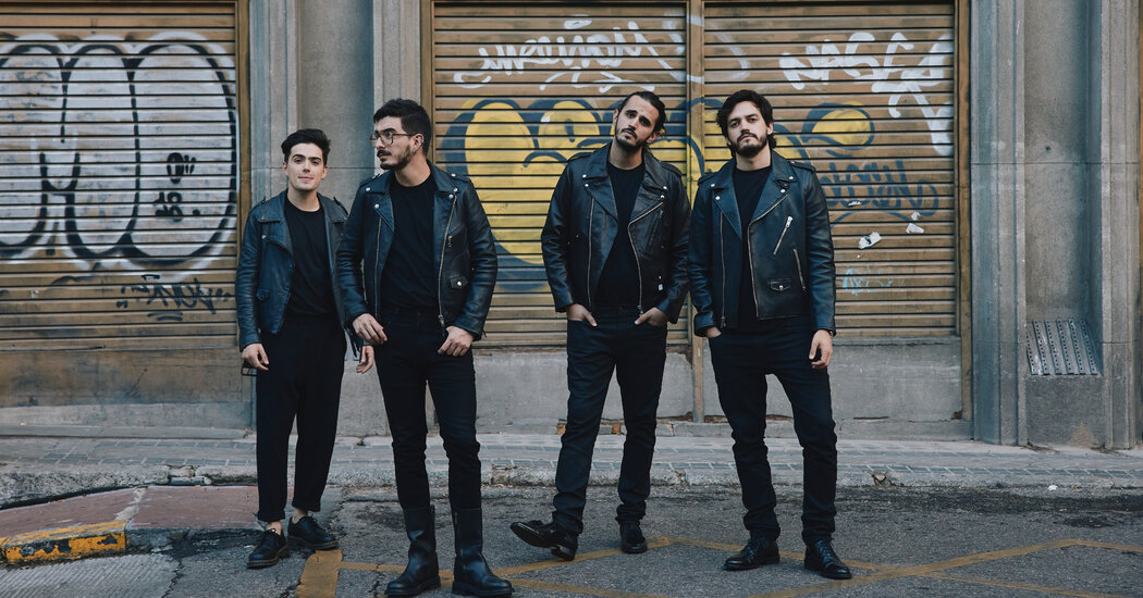 , How the Colombian Band Morat Is Winning Over a Global Audience, The Habari News New York