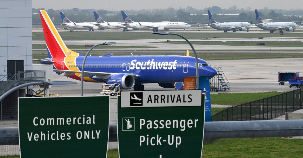 , Southwest Airlines' Widespread Cancellations Disrupt Weekend Travel, The Habari News New York