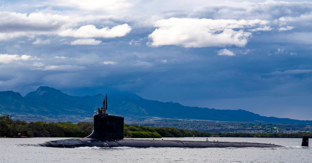 , Navy Nuclear Engineer Attempted Espionage, FBI Says, The Habari News New York