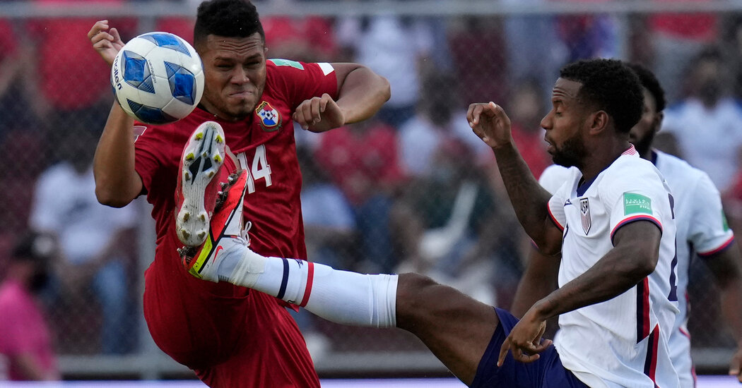 , Panama 1, U.S. 0: First Loss for U.S. in World Cup Qualifying, The Habari News New York