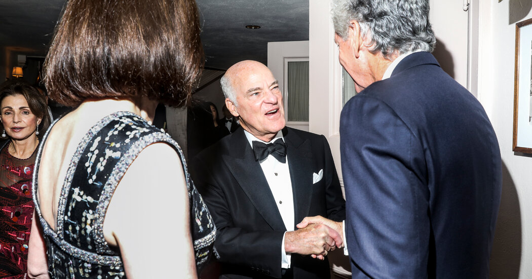 , K.K.R.'s co-chiefs, Henry Kravis and George Roberts, step down., The Habari News New York