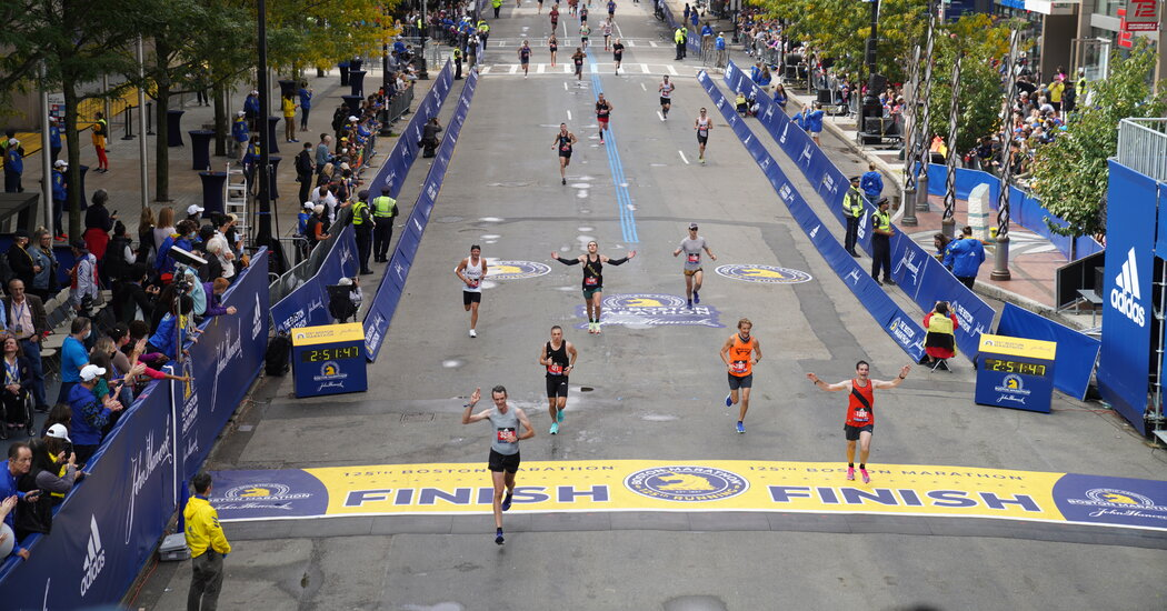 , The Boston Marathon Returns, This Time as a Fall Classic, Nzuchi Times National News