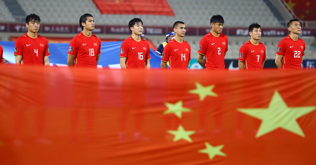 , In China's Super League, Everyone Seems to Be Losing, The Habari News New York