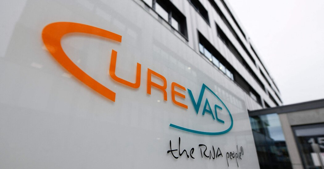 , CureVac Withdraws Covid Vaccine Application in Europe, The Habari News New York