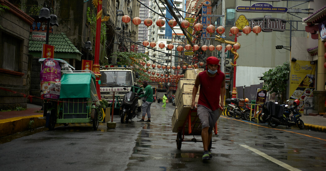 , World's Growth Cools and the Rich-Poor Divide Widens, The Habari News New York