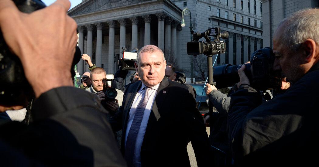 , As Lev Parnas' Trial Begins, Trump's Shadow Looms, The Habari News New York