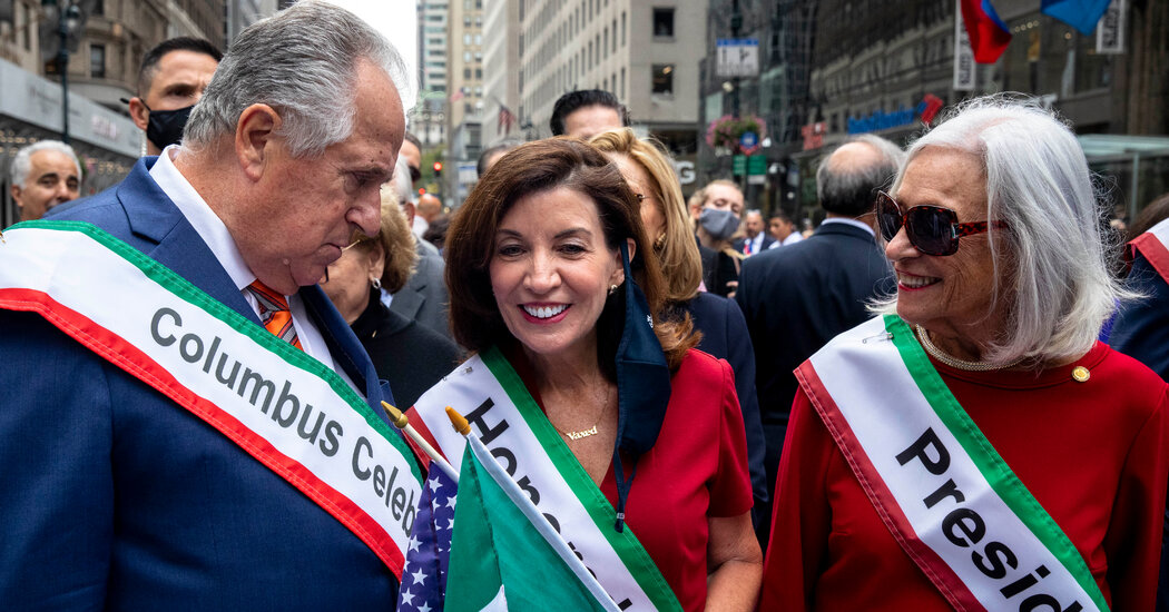 , N.Y. Governor Poll Shows Hochul Leading James and Williams, The Habari News New York